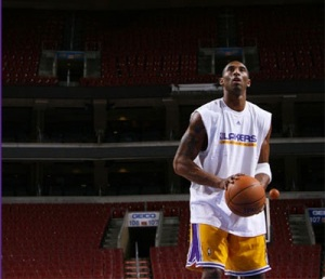 01-17-2013_Kobe Shooting Alone